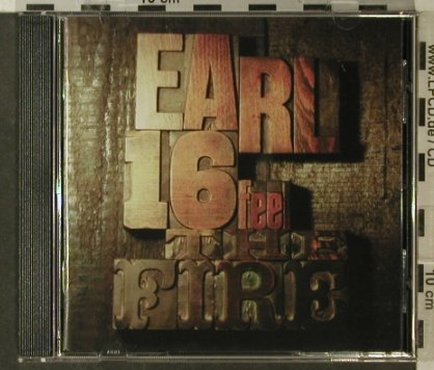 Earl 16: Feel The Fire, Downbeat(), D, 00 - CD - 52715 - 6,00 Euro