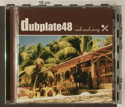 Dubplate48: Cook and Curry, Inspector(), EU, 2005 - CD - 52855 - 5,00 Euro