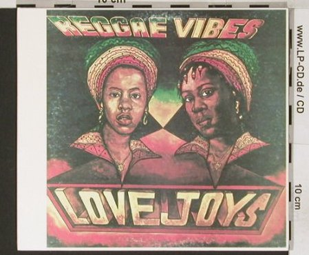 Love Joys: Reggae Vibes, Digi, Wackies(3239), ,  - CD - 52964 - 9,00 Euro