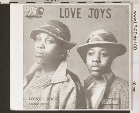 Love Joys: Lovers Rock, Digi, Wackies(), ,  - CD - 53020 - 10,00 Euro