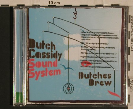 Butch Cassidy Sound System: Butches Brew, Soma(), , 04 - CD - 53896 - 10,00 Euro