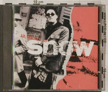 Snow: 12 Inches Of Snow, EW(), D, 93 - CD - 54821 - 5,00 Euro