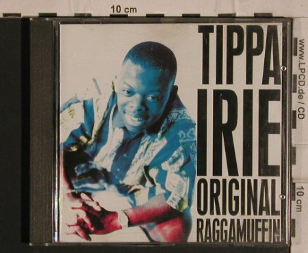 Irie,Tippa: The Original Raggamuffin, Mango(846 501-2), EU, 1990 - CD - 54937 - 6,00 Euro
