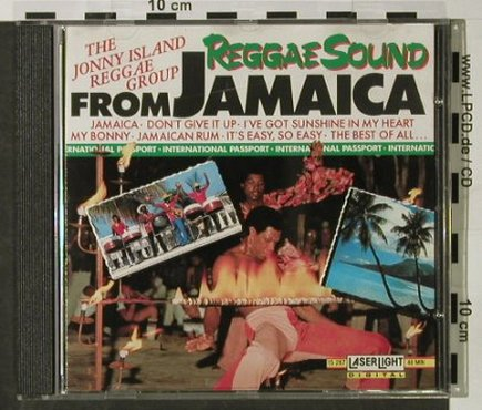 Island Reggae Group,Jonny: Reggae Sound From Jamaica, LaserLight(15 287), D, 1990 - CD - 54948 - 5,00 Euro