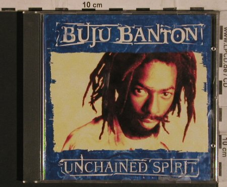 Banton,Buju: Unchained Spirit, Anti/Epitaph(6580-2), UK, 1999 - CD - 55577 - 7,50 Euro