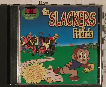 Slackers & Friends,The: Same, Seclect Cut(SC2020), EU, 2003 - CD - 56501 - 7,50 Euro