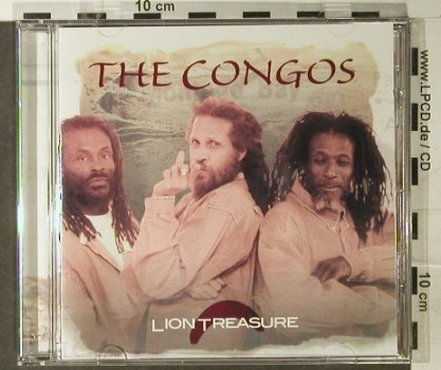 Congos: Lion Treasure, M10(322542), , 2003 - CD - 56810 - 6,00 Euro