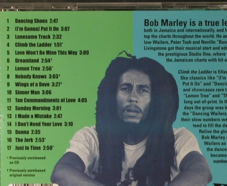 Marley,Bob & Wailers: Climb The Ladder, Studio 1, Heartbeat(), US, 2000 - CD - 56853 - 9,00 Euro