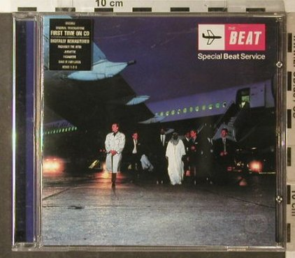 Beat(The): Special Beat Service(1982), Go-Feet(), UK, 1999 - CD - 57062 - 7,50 Euro