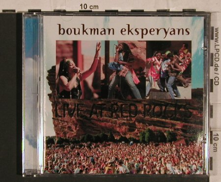 Boukman Eksperyans: Live At Red Rock, Tuff Gong(), US, co, 99 - CD - 57329 - 6,00 Euro