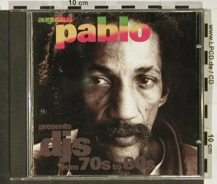 Pablo,Augustus: Presents djs fr. 70s to 80s, Big Cat(abb131cd), UK, 1997 - CD - 57481 - 7,50 Euro