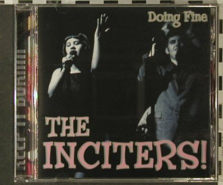 Inciters(the): Doing Fine, Elmo(1008), D,  - CD - 57808 - 7,50 Euro