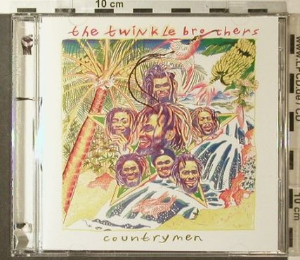 Twinkle Brothers: Countrymen'80, Virgin(), , co, 02 - CD - 57853 - 7,50 Euro