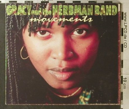 Gracy & Herbman Band: Movements,Digi, Fünfundvierzig(), D,  - CD - 59147 - 4,00 Euro