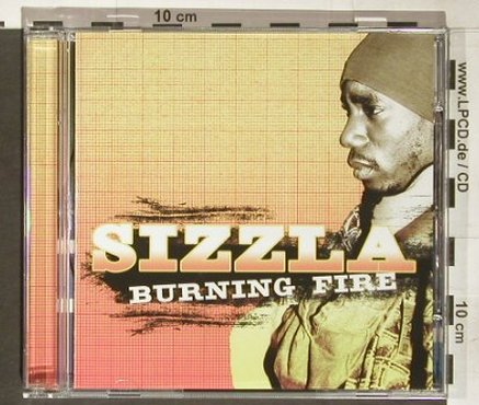 Sizzla: Burning Fire, Penitentiary Rec(PENcd2028), , 2005 - CD - 59900 - 7,50 Euro