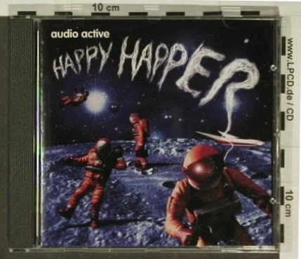 Audio Active: Happy Happer, ON-U(77), D, 95 - CD - 60006 - 7,50 Euro