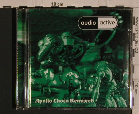 Audio Active: Apollo Choco Remixes, On-U(0095), D, 97 - CD - 60447 - 10,00 Euro