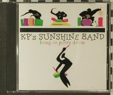 KP's Sunshine Band: Bang De Party Drum, Ice(), UK, 94 - CD - 60795 - 6,00 Euro