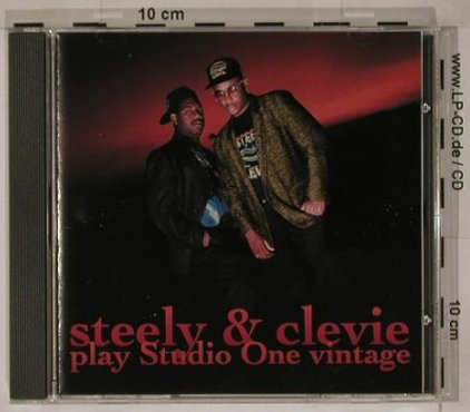 Steely & Clevie: Play Studio One Vintage, Heartbeat(), CDN, 92 - CD - 62013 - 7,50 Euro
