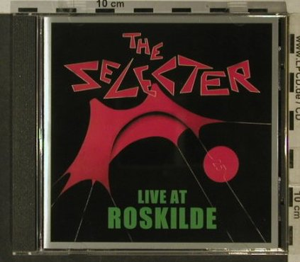 Selecter: Live At Roskilde(1996), MagMid(), UK, 2000 - CD - 63219 - 9,00 Euro