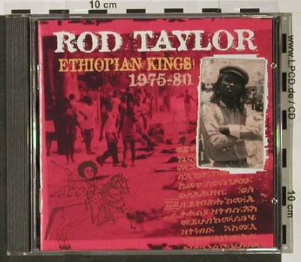 Taylor,Rod: Ethiopian Kings 1975-1980, Patate Rec(PRP 003), F,  - CD - 63879 - 5,00 Euro