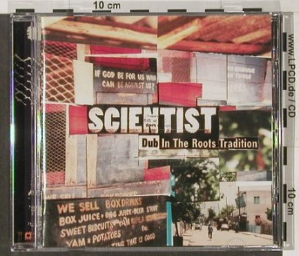 Scientist: Dub in the Root Tradition, Blood&Fire(), UK, 1996 - CD - 64641 - 10,00 Euro