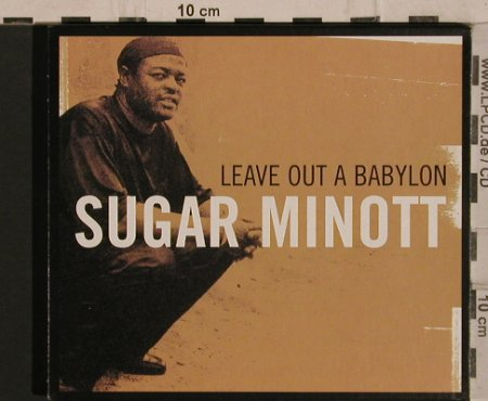 Sugar Minott: Leave out a Babylon, Zenah(DGCD81108), , 03 - CD - 64745 - 9,00 Euro