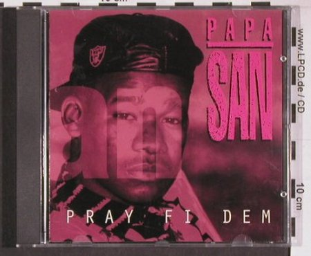 Papa San: Pray Fi Dem, RAS(3115), US, 93 - CD - 65103 - 6,00 Euro