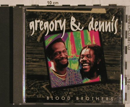 Gregory & Dennis: Blood Brothers, RAS(3116), US, 94 - CD - 65172 - 7,50 Euro