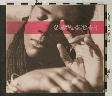 Donalds,Andru: Snowin' Under My Skin, Digi, Virgin(), EU, 1999 - CD - 65221 - 5,00 Euro