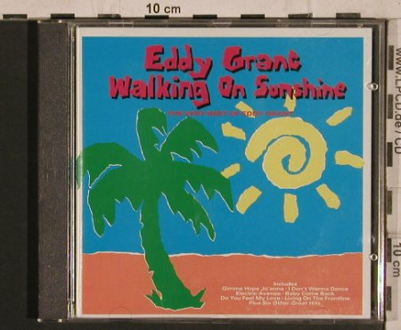Grant,Eddy: Walking On Sunshine-The Very Best, Parlophone(), UK, 89 - CD - 65268 - 7,50 Euro