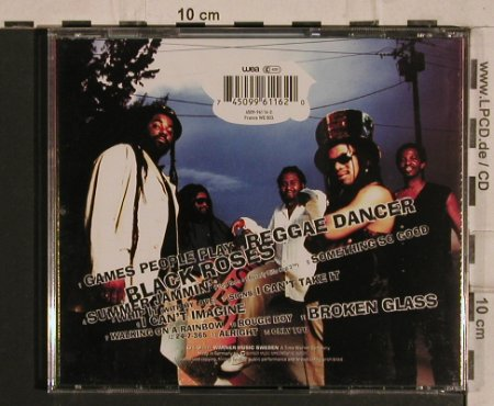 Inner Circle: Reggae Dancer, WB(), D, 1994 - CD - 65349 - 5,00 Euro