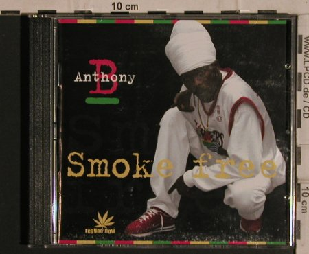 Anthony B: Smoke Free, Bogalusa(), ,  - CD - 65374 - 7,50 Euro