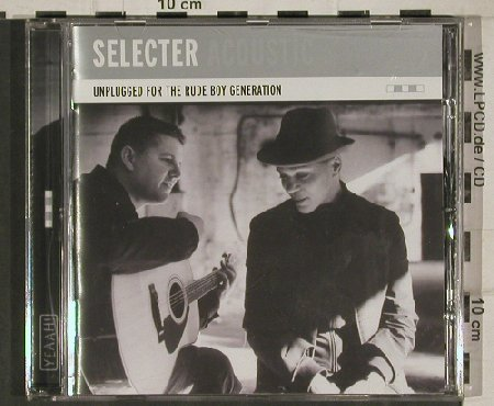 Selecter: Acoustic,Unplugged for the Rude Boy, Mapps Cafe(MAPPS1), ,  - CD - 66144 - 5,00 Euro