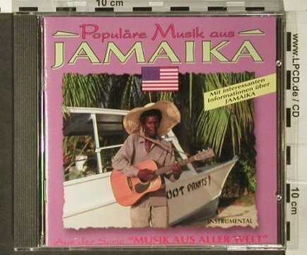 Jampara with the Wailers Members: Populäre Musik aus Jamaica, Koch(323 049), A, 1993 - CD - 66888 - 6,00 Euro