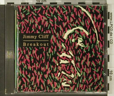 Cliff,Jimmy: Breakout, Line(LIcd9.01109 O), D, 1992 - CD - 67001 - 6,00 Euro