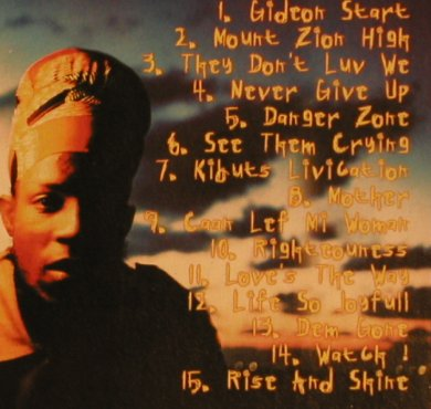 Jah Mason: Never Give Up!, Nocturne(OTCD948), F, 03 - CD - 67331 - 9,00 Euro