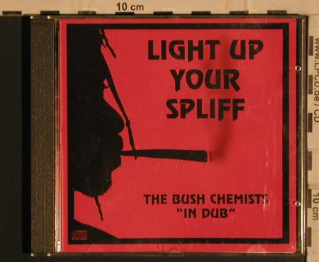 "Bush Chemists, the ""In Dub"": Light up your Spliff, Indigo(CNC-CD005), D,  - CD - 67517 - 10,00 Euro"