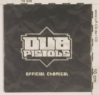 Dub Pistols: Official Chemical,*6,Promo,Digi, Intersc.(), D, 01 - CD5inch - 67682 - 3,00 Euro