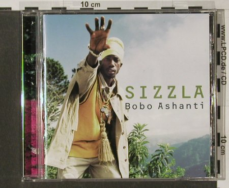 Sizzla: Bobo Ashanti, Greensleeves Rec.(GRELcd259), UK, 00 - CD - 68111 - 7,50 Euro