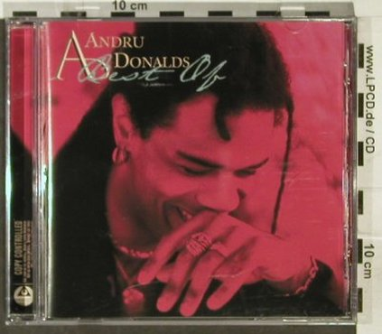Donalds,Andru: Best Of, EMI(), EU, 2006 - CD - 69347 - 7,50 Euro