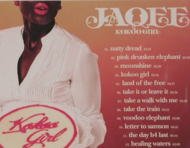 Jaqee: Kokoo Girl, FS-New, Rootdown Records(RDM13065-2), D, 2009 - CD - 80133 - 10,00 Euro