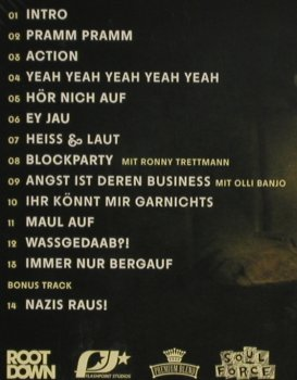 Nosliw: Heiss & Laut, rmx, Digi, FS-New, Rootdown(RDM13072-2), , 2010 - CD - 80898 - 10,00 Euro