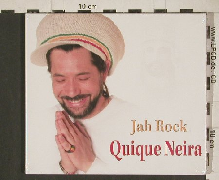 Quique Neira: Jah Rock, Digi, FS-New, GLM(IM 011-2), D, 2010 - CD - 80941 - 7,50 Euro