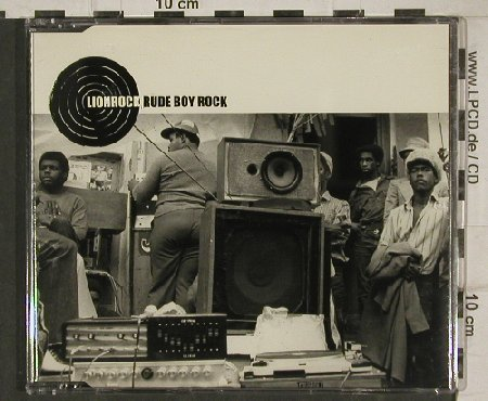 Lionrock: Rude Boy Rock*2+2, BMG(561062), EEC, 1998 - CD5inch - 81066 - 7,50 Euro