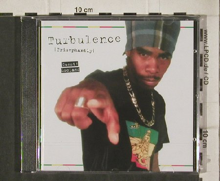 Turbulence: Triumphantly, FS-New, Kingston Rec.(KIN 1502), , 2004 - CD - 81187 - 7,50 Euro