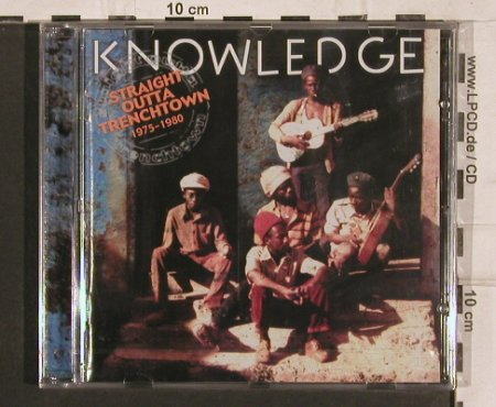 Knowledge: Straight outta Trenchtown,1975-1980, Maka Sound(322372), F, FS-NEW, 2002 - CD - 82153 - 10,00 Euro