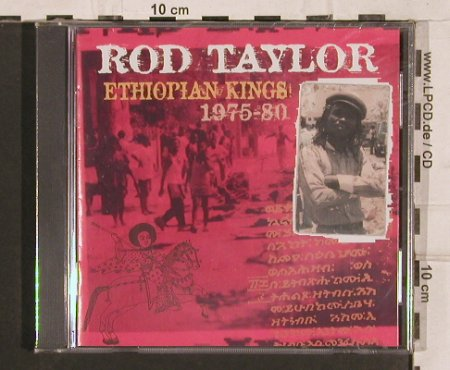 Taylor,Rod: Ethiopian Kings 1975-1980, FS-New, Patate Record(PRP 003), ,  - CD - 82156 - 12,50 Euro