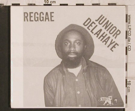 Junior Delahaye: Showcase(Reggae), Digi, FS-New, Wackies(56602-2), D,  - CD - 82159 - 14,00 Euro