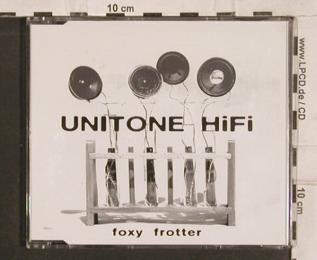 Unitone HiFi: Foxy Frotter, 4 Tr., Incoming!(inc!MC001), D, 1996 - CD5inch - 82840 - 4,00 Euro